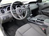 2005 Ford Mustang V6 Deluxe Coupe Dark Charcoal Interior