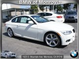 2012 Alpine White BMW 3 Series 335i Coupe #66273014