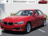 2012 Melbourne Red Metallic BMW 3 Series 328i Sedan #66337596