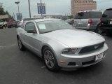2011 Ingot Silver Metallic Ford Mustang V6 Premium Coupe #66337589