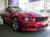 2008 Ford Mustang Saleen Lizstick Red Metallic