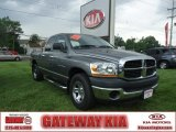 2006 Mineral Gray Metallic Dodge Ram 1500 ST Quad Cab #66338400