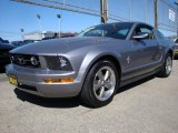 2006 Tungsten Grey Metallic Ford Mustang V6 Premium Coupe #6562282