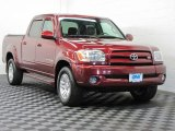 Salsa Red Pearl Toyota Tundra in 2005