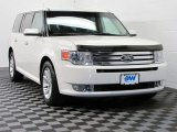 2010 White Suede Ford Flex SEL #66337987