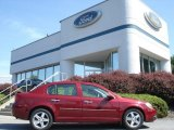 2007 Sport Red Tint Coat Chevrolet Cobalt LTZ Sedan #66337536