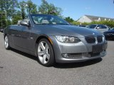2010 Space Gray Metallic BMW 3 Series 335i Convertible #66337527