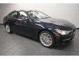 2012 Deep Sea Blue Metallic BMW 3 Series 335i Sedan #66337943