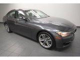 2012 Mineral Grey Metallic BMW 3 Series 328i Sedan #66337935