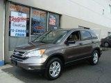 2011 Urban Titanium Metallic Honda CR-V EX 4WD #66338309