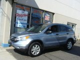 2011 Glacier Blue Metallic Honda CR-V SE 4WD #66338306