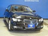 2008 Black Sapphire Metallic BMW 3 Series 335xi Coupe #66337412