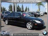 2004 Black Mercedes-Benz S 500 Sedan #66337824