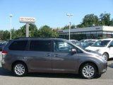 2011 Predawn Gray Mica Toyota Sienna Limited AWD #66337820