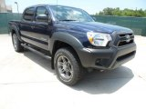 2012 Nautical Blue Metallic Toyota Tacoma V6 TSS Prerunner Double Cab #66337796