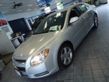 2013 Silver Ice Metallic Chevrolet Malibu ECO #66337793