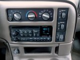 1999 Chevrolet Astro LS AWD Passenger Van Controls