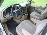 1999 Chevrolet Astro LS AWD Passenger Van Neutral Interior