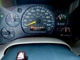 1999 Chevrolet Astro LS AWD Passenger Van Gauges