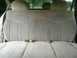 1999 Chevrolet Astro LS AWD Passenger Van Rear Seat