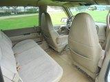 1999 Chevrolet Astro Interiors