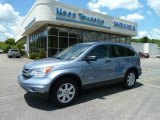 2011 Glacier Blue Metallic Honda CR-V SE 4WD #66337762