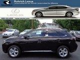 2013 Fire Agate Pearl Lexus RX 350 AWD #66337753
