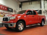 2007 Radiant Red Toyota Tundra SR5 Double Cab 4x4 #66338157