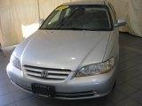 2002 Satin Silver Metallic Honda Accord LX Sedan #66338068