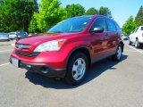 2007 Tango Red Pearl Honda CR-V LX #66338034
