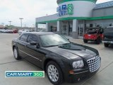 2008 Brilliant Black Crystal Pearl Chrysler 300 Touring #66338020