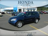 2011 Royal Blue Pearl Honda CR-V EX-L #66410088