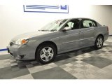 2007 Golden Pewter Metallic Chevrolet Malibu LT Sedan #66410232