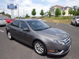 2011 Sterling Grey Metallic Ford Fusion SEL #66410053