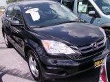 2011 Crystal Black Pearl Honda CR-V LX 4WD #66410021