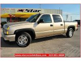 Sandstone Metallic Chevrolet Silverado 1500 in 2006