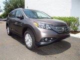 2012 Urban Titanium Metallic Honda CR-V EX-L #66431691