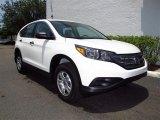 2012 Taffeta White Honda CR-V LX #66431688