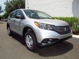 2012 Alabaster Silver Metallic Honda CR-V LX #66431675