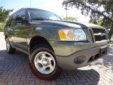2003 Estate Green Metallic Ford Explorer Sport XLT #66438310