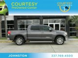 2011 Magnetic Gray Metallic Toyota Tundra Limited CrewMax 4x4 #66437807