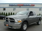 2012 Mineral Gray Metallic Dodge Ram 1500 SLT Quad Cab 4x4 #66438293