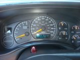 2001 Chevrolet Silverado 1500 LS Regular Cab Gauges