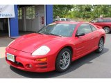 2003 Saronno Red Mitsubishi Eclipse GTS Coupe #66438047