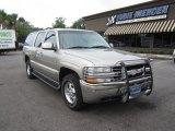 2001 Light Pewter Metallic Chevrolet Suburban 1500 LT #66438276