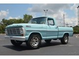 Ford F100 Colors