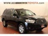 2010 Black Toyota Highlander SE 4WD #66438229