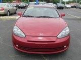 2008 Hyundai Tiburon Redfire Pearl