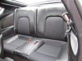 2008 Hyundai Tiburon GT Rear Seat