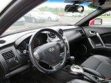 2008 Hyundai Tiburon GT Dashboard
